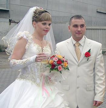 Свадьба Славы и Кати Чуковых