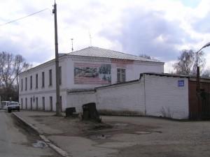 Военкомат в Томске