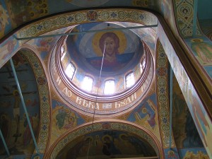 Купол в церкви