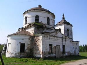 Еще одно фото церкви