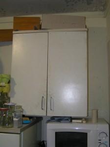 Шкаф кухонный навесной