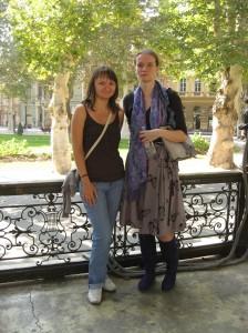 Ольга и Луция