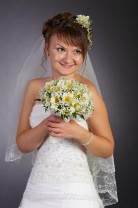 Вот такая красавица у меня жена!