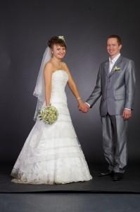 Жена и муж. Всегда держимся за руки
