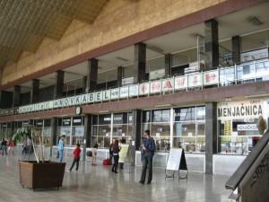 Железнодорожный вокзал в Нови-Саде