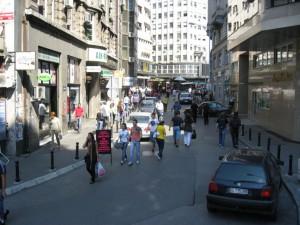 Белградская улочка