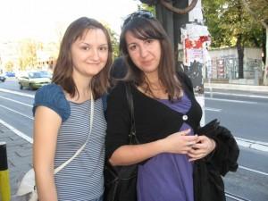 Ольга и Тихана