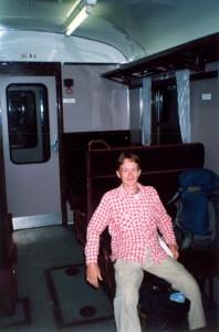 Еду в Риеку (Хорватия). 2001 г.