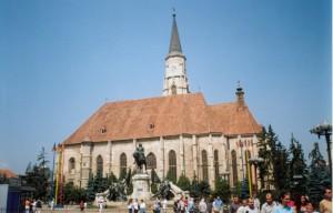 Клуж-Напока (Румыния). 2001 год