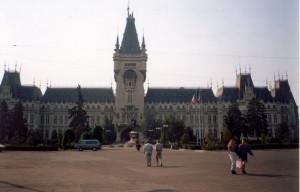 Яссы (Румыния). 2001 год