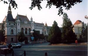 Орадя (Румыния). 2001 год
