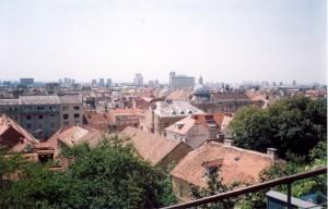 Загреб (Хорватия). 2001 г.