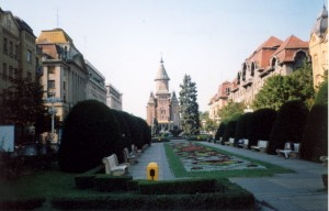 Тимишоара (Румыния). 2001 год