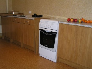 Кухня из ИКЕА и электроплита DeLuxe из интернет-магазина