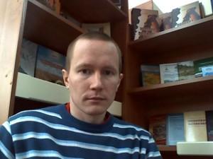 В пушкинской библиотеке