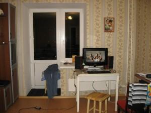 Ну или вот пошире. Так выглядит наша комната