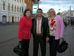 Ира, Табриз, Оксана