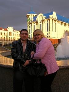 Табриз, Оксана