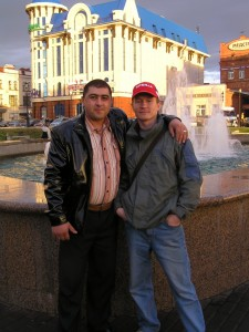 Я и Табриз