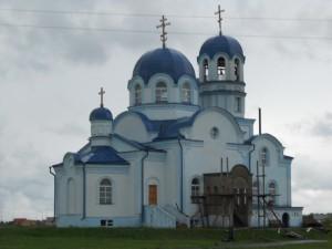 В Подгороном несколько лет назад построили церковь