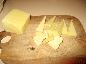 Нарезать сыра