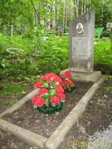 мой прадед Чуков Денис Степанович