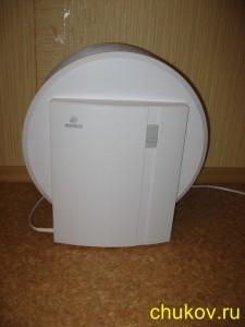 Мойка и увлажнитель воздуха boneco 1355N, лицевой вид