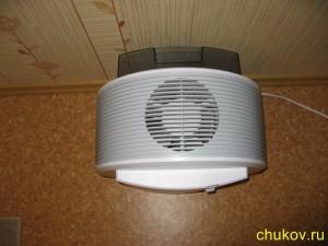 Мойка и увлажнитель воздуха boneco 1355N, вид сверху