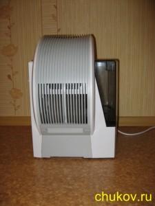 Мойка и увлажнитель воздуха boneco 1355N, вид сбоку