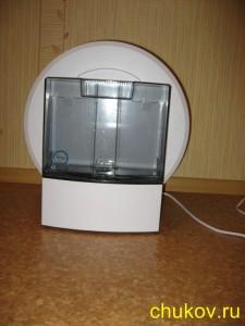 Мойка и увлажнитель воздуха boneco 1355N, вид сзади