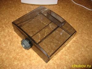 Мойка и увлажнитель воздуха boneco 1355N, емкость для воды