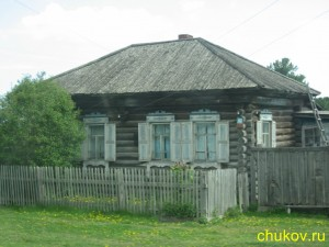 Дом в д. Базой