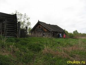 Бундюр. Старый дом деда