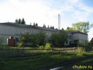 Школа в Бундюре. 2014